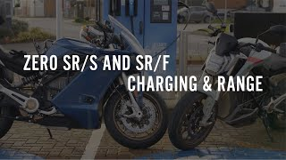 Zero SR/S & SR/F - Charging & Range: Trip to Skegness (UK)