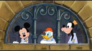Walt Disney - La canzone dei tre moschettieri