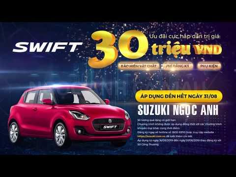 xe ô tô suzuki swift