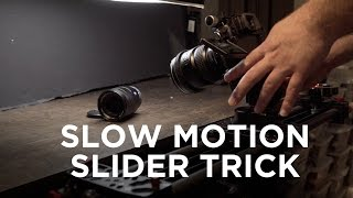 How to Create Beautiful Slow Motion Camera Movement Shots(I show you how to create beautiful retimed slow motion shots using camera movement and some tricks in post. This technique was used in the making of my ..., 2016-07-19T13:51:33.000Z)