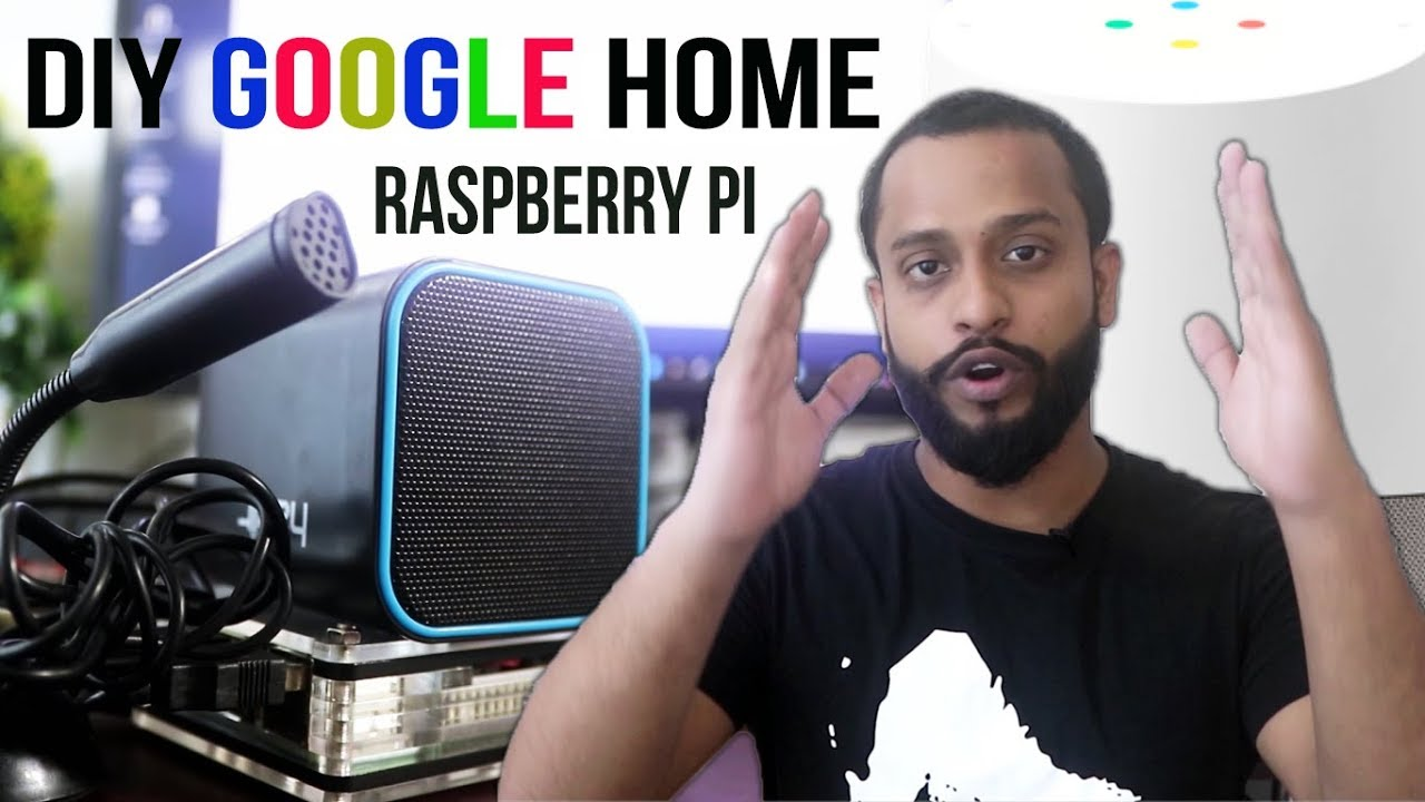 DIY Google Home in 5 Minutes | Google Assistant on Raspberry Pi 3