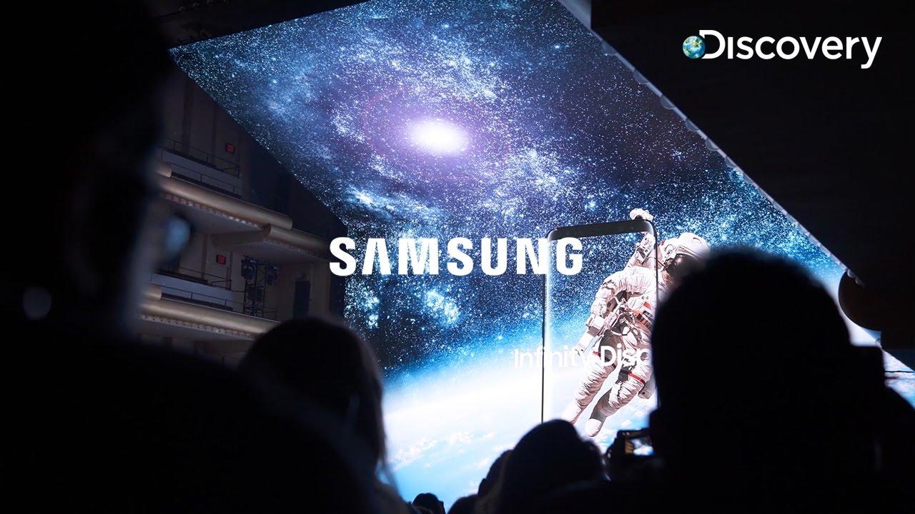 Lançamento Samsung Galaxy S8 em NY | Coisa de Nerd