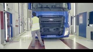 Yarınlar Burada Üretiliyor: Ford Otosan İnönü Fabrikası