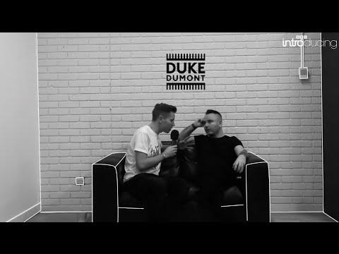 Duke Dumont Interview BBC Introducing Devon