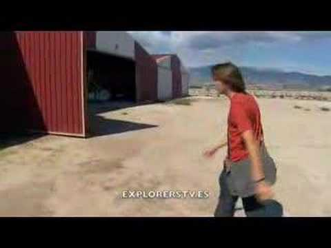 John explora Totana y Aledo