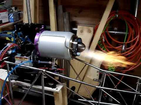 Rc Turbofan Engine