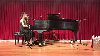 "Piano and Vocal Duet of ""Anything You Can Do"" from ""Annie Get Your Gun"""