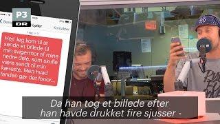 Pede B & Ankerstjerne - Fredagssang med SMS rap (part 5) | Lågsus | DR P3