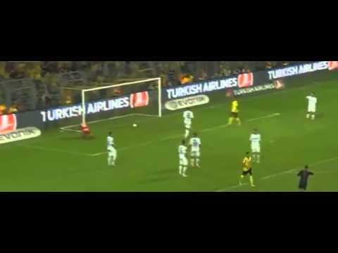 Borussia Dortmund 5-0 Wolfsberger AC [06.08.15] All Goals Europa League