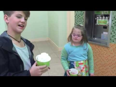 Ice Cream with Sarah