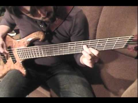 Salt of the Earth bass intro performed by Cormoran...