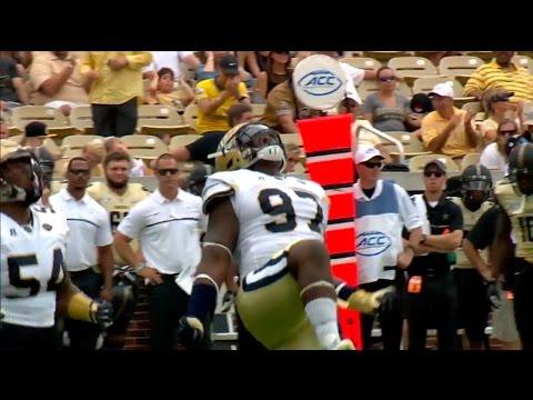 Tay Glanton || Defensive Tackle || Georgia Tech