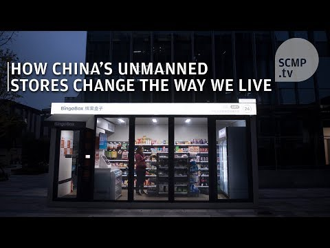 How I spent a day in Shanghai without talking with anyone: experiencing China's unmanned economy