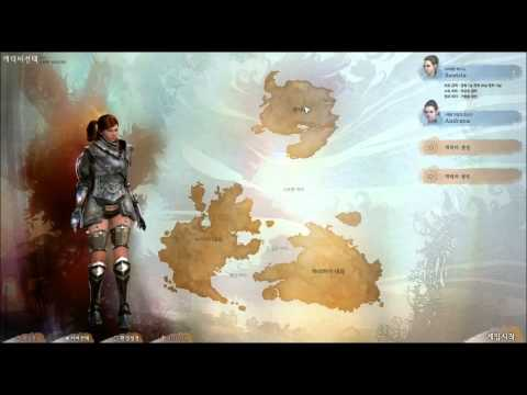 ArcheAge - Character Selection Theme