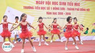 Alibaba ♫ Nhảy Thiếu Nhi Hiện Đại ★ Nhạc Trẻ Em Vui Nhộn Sôi Động Hay Nhất