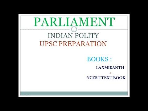 Indian Polity : Rajya Sabha for IAS/UPSC by Laxmikanth and ncert text books.