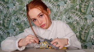 This was my dad's idea | Madelaine Petsch