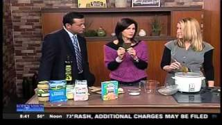 Affordable Healthy Cooking Quinoa Recipe - Fox Morning Show with Autoimmune Cook Mee Tracy McCormick