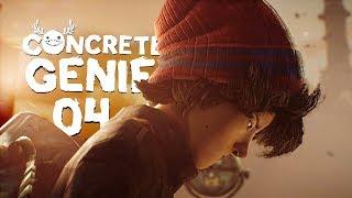 Concrete Genie (PL) #4 - Kanały (Gameplay PL / Zagrajmy w)