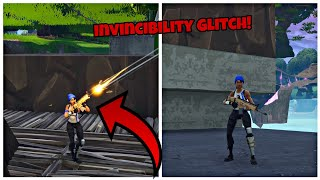 How To Become Invincible In Under The Map Glitch (New) Fortnite Glitches Season 6 PS4/Xbox one 2018