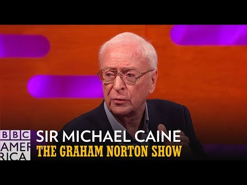 Michael Caine's Early Career Advice from John Wayne | The Graham Norton Show | BBC America