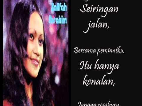 Jangan Cemburu - Zalifah Ibrahim