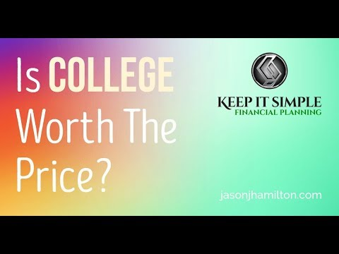 Is College WORTH IT??