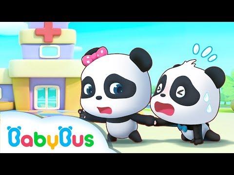 Baby Panda is Afraid of Checkup   Baby Panda's Magic Bow Tie   Magical Chinese Characters   BabyBus