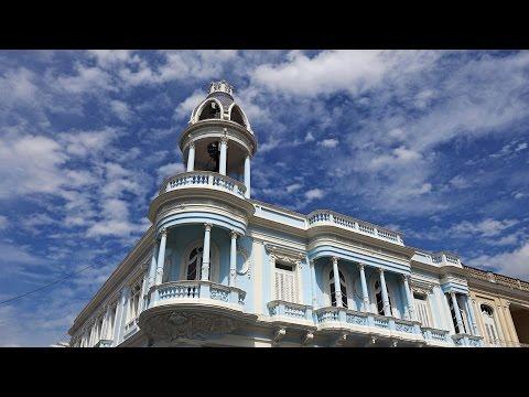 Cienfuegos, Cuba in 4K (Ultra HD)