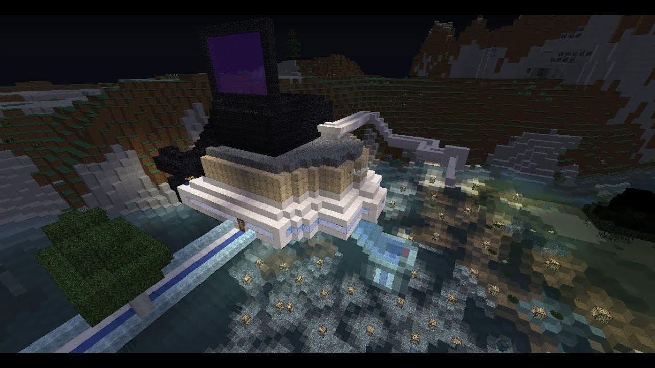 Minecraft le case ville pi belle del mondo 3 youtube for Le piu belle case moderne