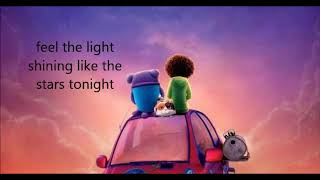 Download lagu Feel The Light - Jennifer lopez - dreamworks Home (Lyrics)