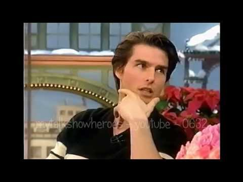 TOM CRUISE HAS LOL FUN WITH ROSIE