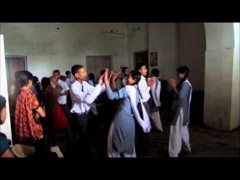 Chitte Suit Te Daag Pe Gaye-  Sharda school, Almora, Uttarakhand