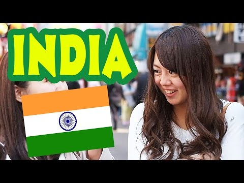 Ask Japanese about INDIA|What Japanese think of India and indians
