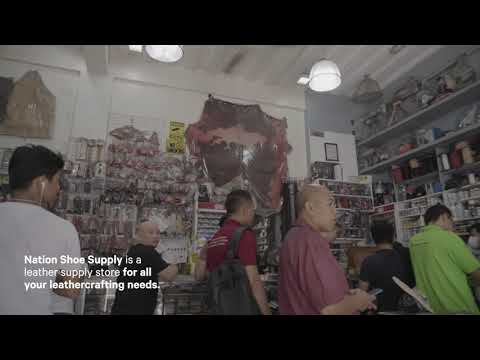 Find Leather Supplies: Nation Shoe Supply