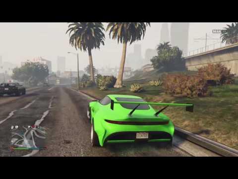 NEW DLC CAR SPECTER GTA V ONLINE