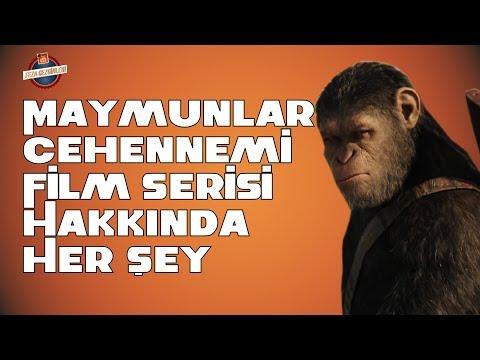Maymunlar Cehennemi | Planet of The Apes Film Serisi Hakkında Bilmeniz Gereken Her Şey thumbnail