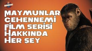 Maymunlar Cehennemi | Planet of The Apes Film Serisi Hakkında Bilmeniz Gereken Her Şey