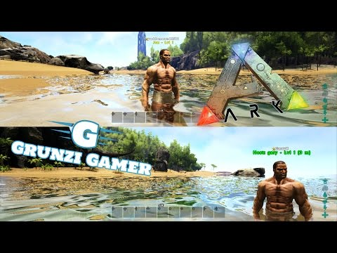 ARK Survival Evolved (How to play splitscreen on Xbox One) Tutorial