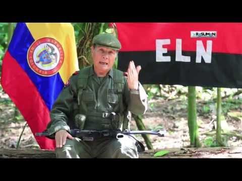 Entrevista con el Comandante máximo Nicolás Rodríguez Bautista (Gabino) del ELN