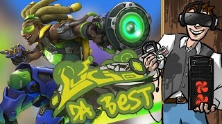 What's in a Hero? - Why Lúcio is the Best Support in Overwatch
