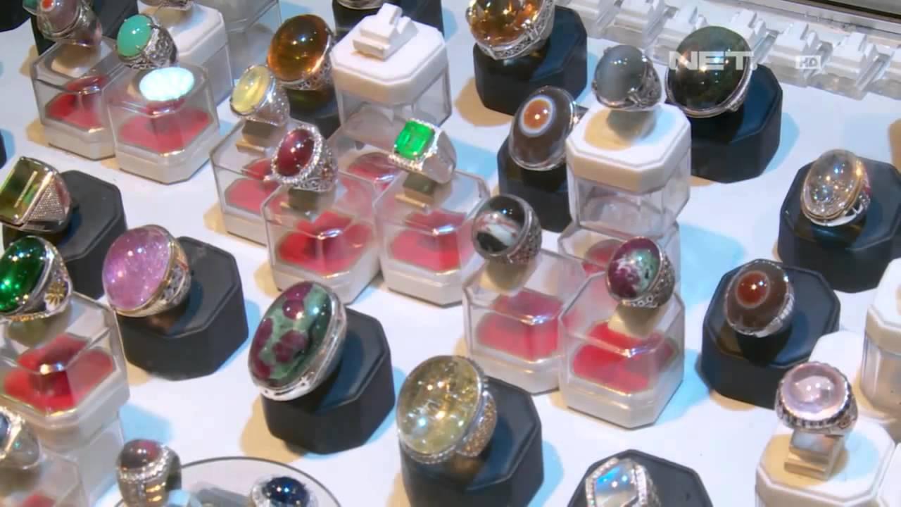 NET12 - Jakarta Gems Centre Precious Stone Sales Center in Indonesia