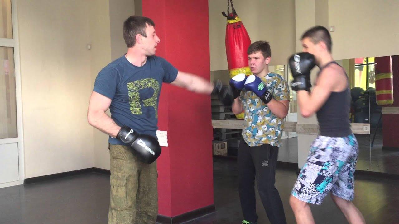 Тренировки в стопатеке! Ручной стиль ведения боя.