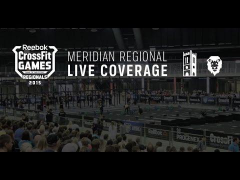 CrossFit Games 2015 Меридиан - День 3