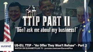 US-EU TTIP part 2/2: