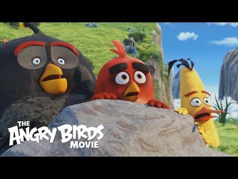 La légende de l'aigle vaillant tirée du film angry birds (Lyrics français)