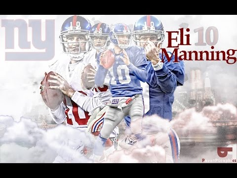Eli Manning Highlights 2016 || Battle Scars ||
