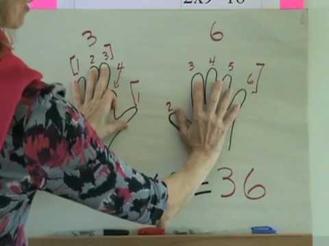 Les tables de multiplication avec les m thodes de matthieu for Methode facile pour apprendre les multiplications