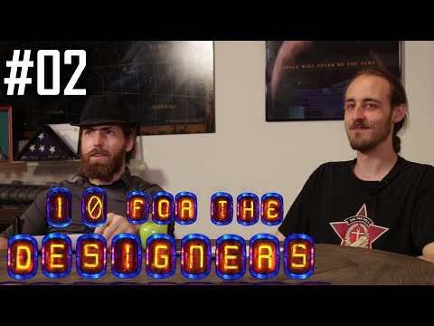 10 for the Designers: Episode 02 (2015.04.13)