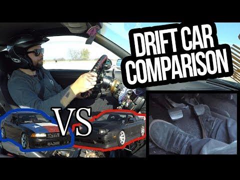 HOW TO BUY A CHEAP DRIFT CAR - S13 VS E36 SHREDDING! PART 2